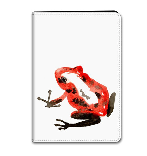 Poison Dart Frog iPad Case - iPad Mini iPad Air Hard or Folio Case - Designer Device Cover - Brazen Design Studio