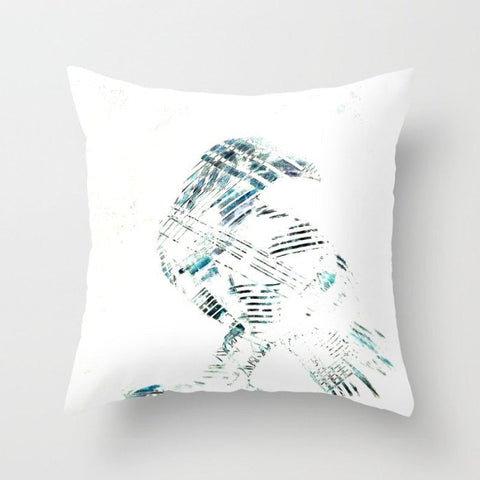 Decorative Pillow Cover - Abstract Art Invidia - Throw Pillow Cushion - Home Decor