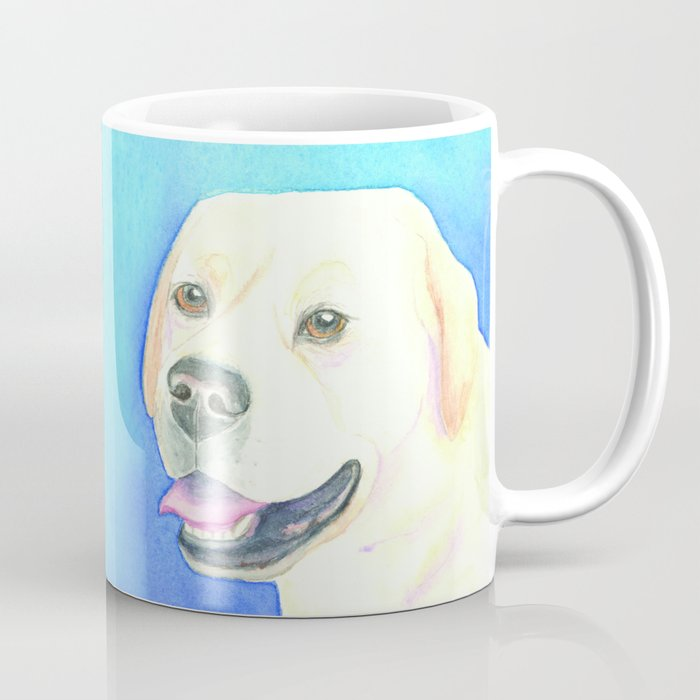Labrador Retriever Dog Coffee Mug - Kitchen Decor Mug Drinkware