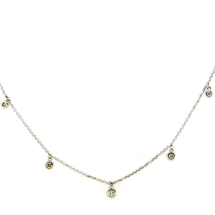 Diamond Bubble Choker