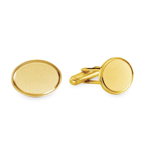Men's Detailed Cuff Links