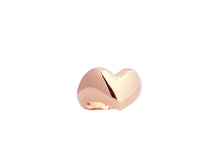 Load image into Gallery viewer, Gold Puffy Heart Ring