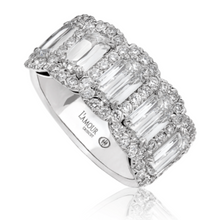 Load image into Gallery viewer, Diamond Criss Cut Band