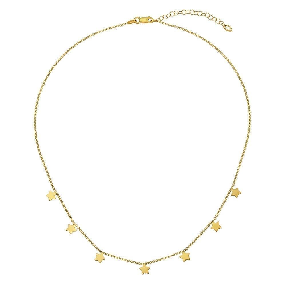 Dangle Star Necklace