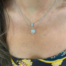 Load image into Gallery viewer, Diamond Shield Necklace