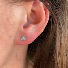 Load image into Gallery viewer, Petite Disc Earrings