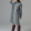Ramos Sweater Dress in Heather Gray