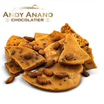 Handmade Almond Brittle made with Honey