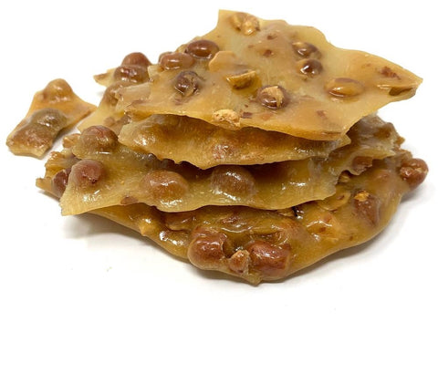 Andy Anand Handmade Sugar Free Peanut Brittle - 1 lbs