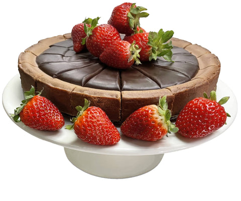 "Andy Anand Traditional Chocolate Cheesecake 9"" - 2 lbs"