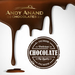 Andy Anand Milk Chocolate English Almonds Toffee - 1 lbs