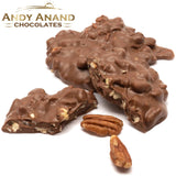 Andy Anand Dark Chocolate Pecan Clusters