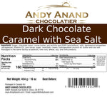 Andy Anand Dark Chocolate Caramel with Sea Salt