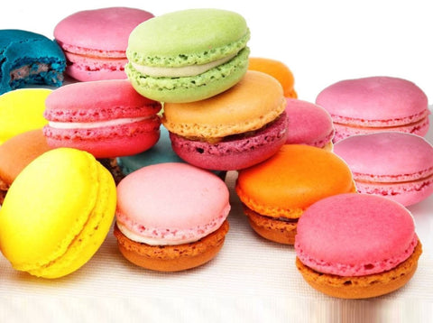 Andy Anand French Macarons 24 Pcs Gluten Free, Delicious & Succulent