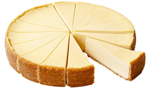 "Andy Anand EggNog Cheesecake 9"" - 2 lbs"