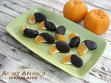 Bridge Of Belgium Chocolate Orange Segments - 1 lbs