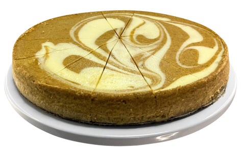 "Andy Anand Pumpkin Spiced Cheesecake 9"" - 2 lbs"