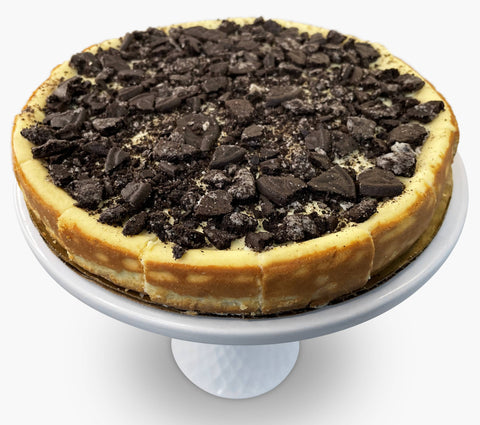 "Andy Anand Sugar Free Cookies & Cream Cheesecake 9"" - 2 lbs"