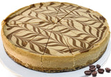 "Andy Anand Sugar Free Cappuccino Coffee Cheesecake 9"" - 2 lbs"