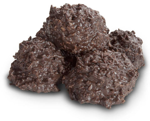 Andy Anand Sugar Free Belgian Chocolate Coconut Haystack