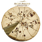 "Andy Anand Sugar Free Mocha Hazelnut Cheesecake 9"" - 2 lbs"