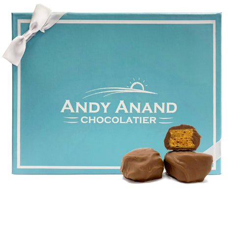Andy Anand Sugar Free Milk Chocolate Honeycomb - 1 lbs