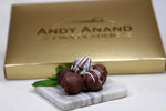 andyanand - Champagne, Rum, Irish Cream 16 Pc Chocolate Truffles - Andyanand - Milk Chocolate