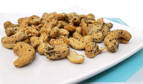 Andy Anand Salt & Pepper Roasted Cashews - 1 lbs