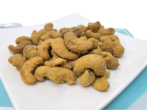 Andy Anand Thai Curry Roasted Cashews - 1 lbs