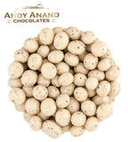Andy Anand Belgian White Chocolate Covered Espresso Beans