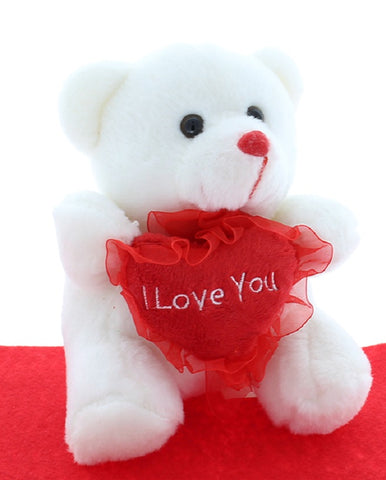 I Love You Teddy Bear Cuddly and Soft, Express Your Love
