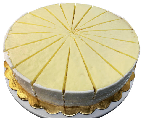 Andy Anand Sugar Free Lemon Mousse Cake - 3 lbs