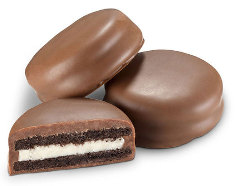 Belgian Milk Chocolate Oreo Cookies - 1 lbs
