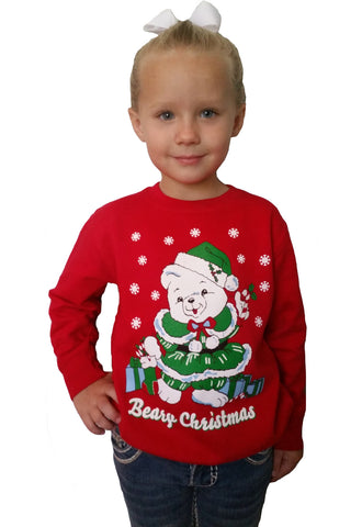 Childs ugly Christmas sweater KID003