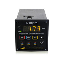 Mark 25 Dissolved Oxygen Analyzer