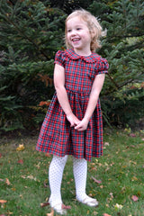 Girls Classic Holiday Dress