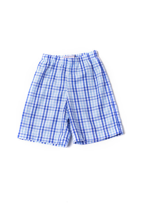 Boys Shorts, Chatham Check