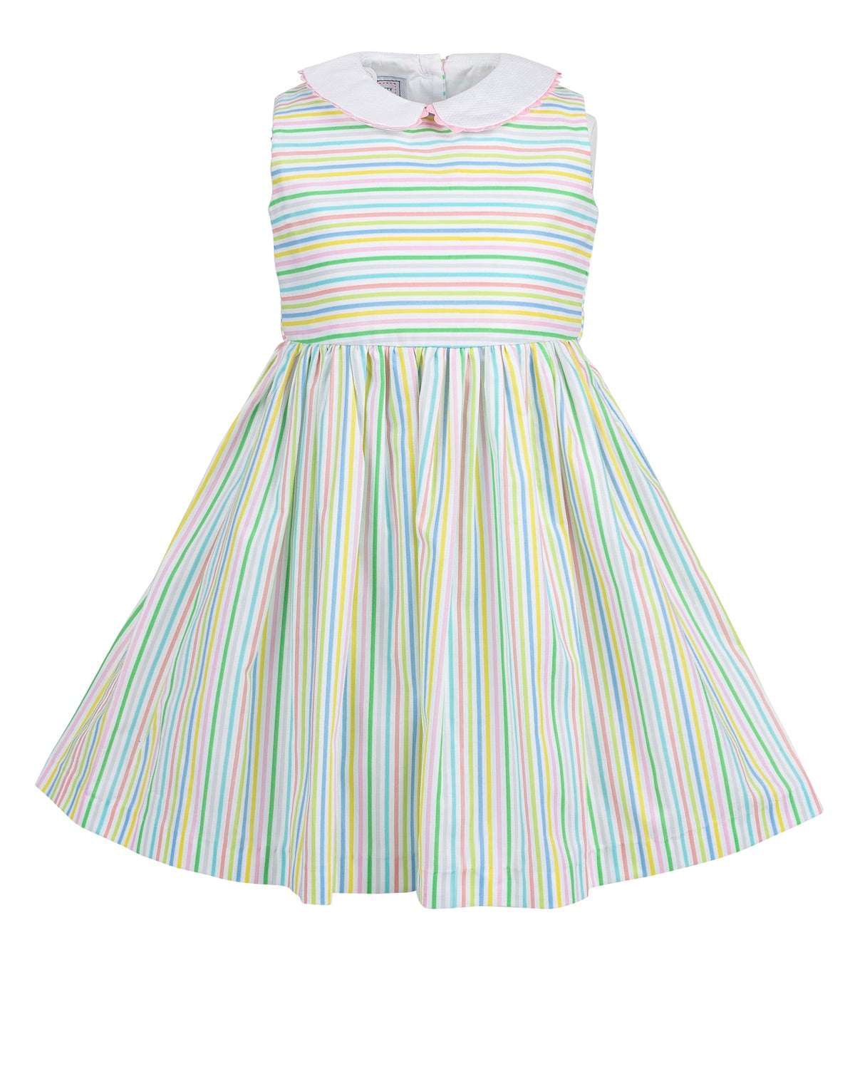 Ellie Dress, Celebration Stripe