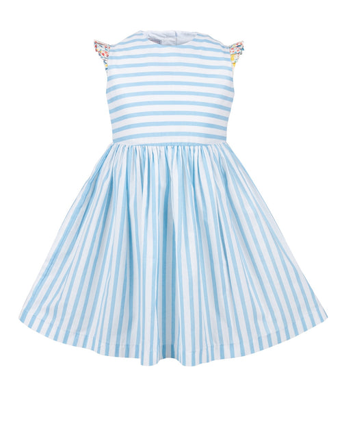 Penelope Dress, Cisco Stripe