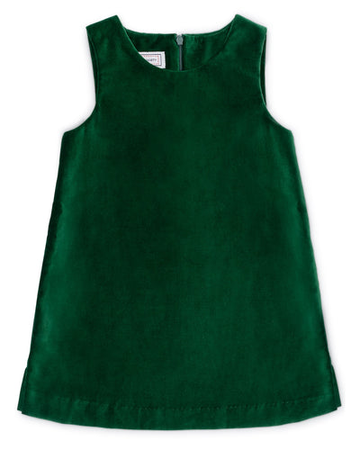 Jumper, Evergreen Velvet