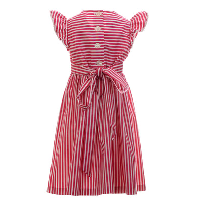 Keating Dress, Bimini Pink