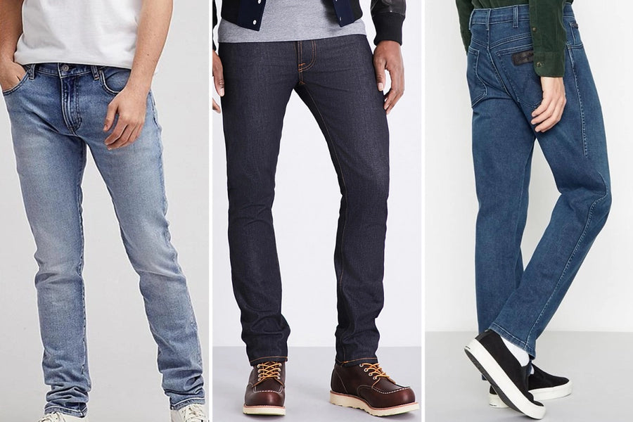 STYLING JEANS ACCORDING TO SEASON