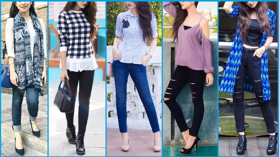 7 IMPECCABLE WAYS TO STYLE T-SHIRTS FOR GIRLS