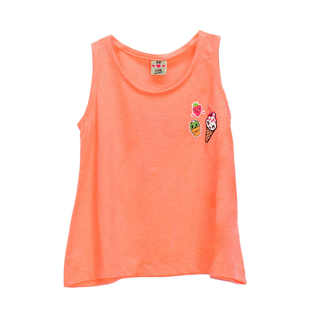 GIRL'S TANK - PINK - Export Mall Online Store Sale