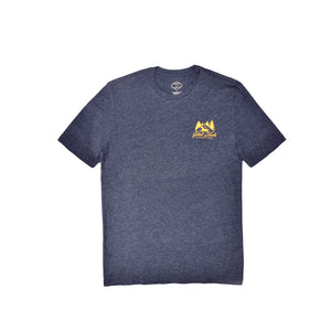 MEN'S S/S PRINTED TEE - CHARCOAL / GREAT DIVIDE EXPEDITIONS - Export Mall Online Store Sale