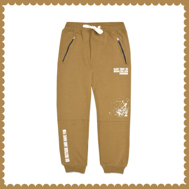 BOY'S TROUSER-MILITARY OLIVE-EMSS21KB- 1131 - Export Mall Online Store Sale