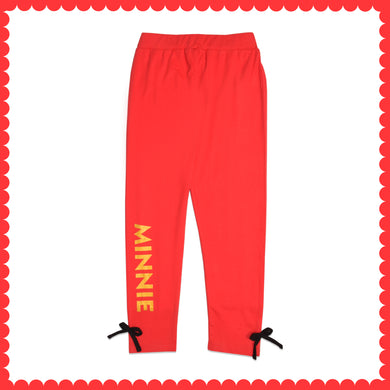 GIRL'S LEGGING-TRUE RED-EMSS21KG-2212 - Export Mall Online Store Sale