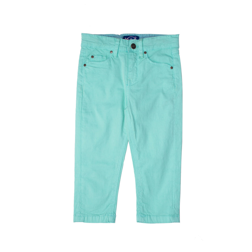 GIRL'S PANT- LIGHT BLUE - Export Mall Online Store Sale