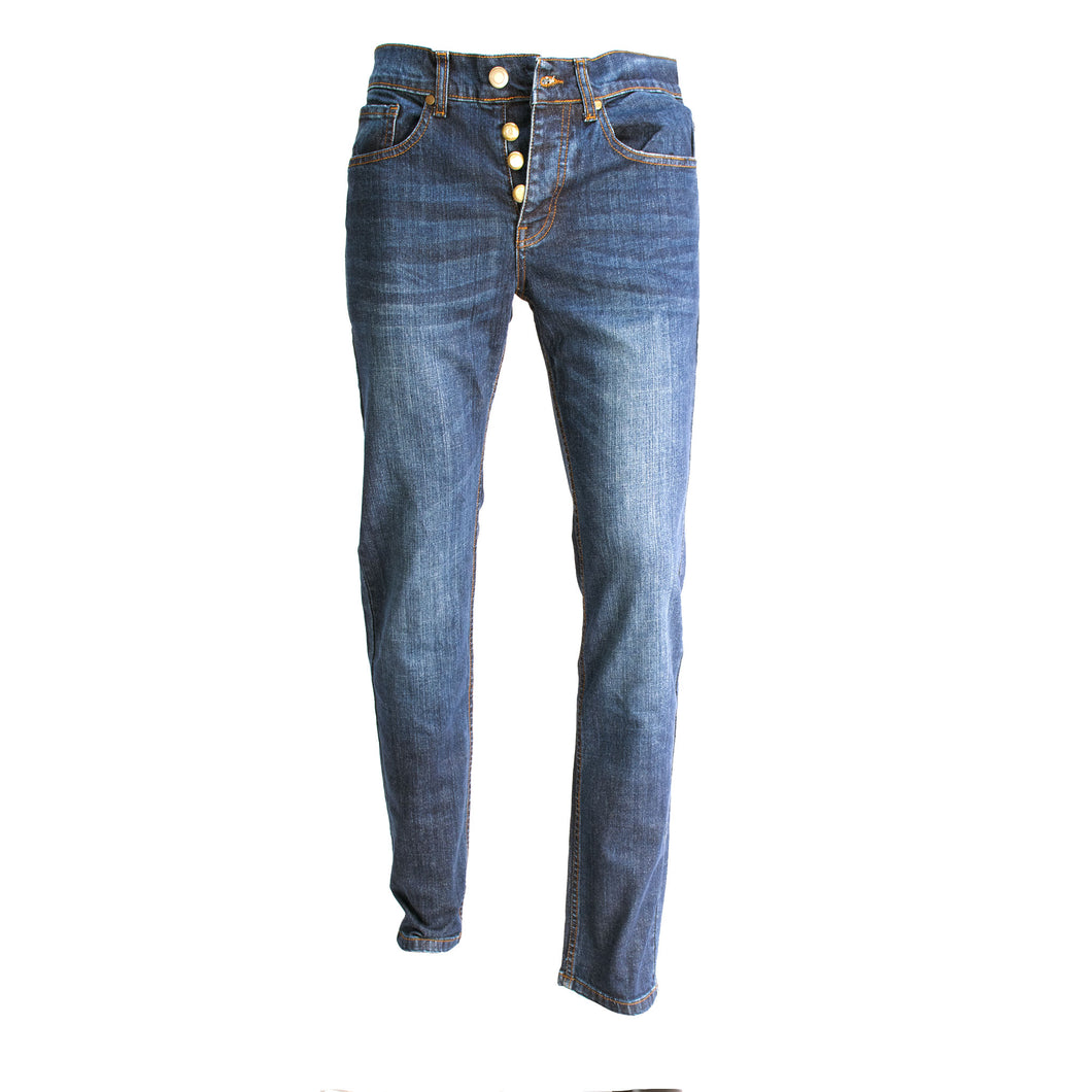 MEN'S DENIM JEANS PANT - FTHREE - Export Mall Online Store Sale