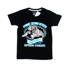 Load image into Gallery viewer, BOYS' GRAPHIC TEE & SHORT SET - BLACK / GREY - Export Mall Online Store Sale